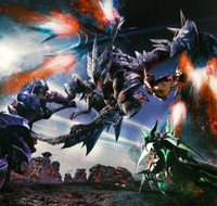 "Capcom Reveals ""Monster Hunter XX (Double Cross)"" for Japan"