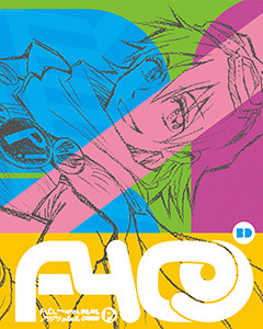 "Japanese ""FLCL"" Blu-ray Re-Release Cover Art Reveal"