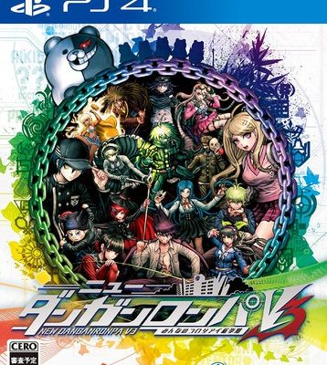 New Danganronpa V3 Game's Introduces Video Previews Cast