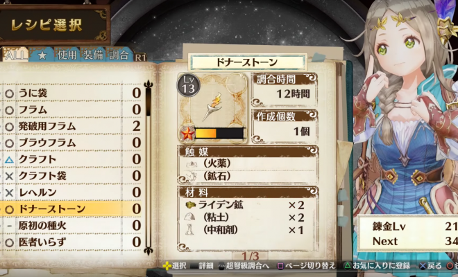 Atelier Firis Looking Splendid