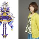 Aki Toyosaki Guest Stars in PriPara Anime's 118th Episode