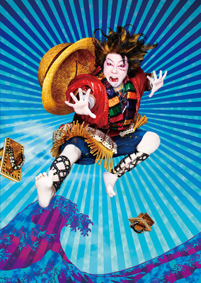 One Piece Kabuki Play Gets New Run in Tokyo in 2017