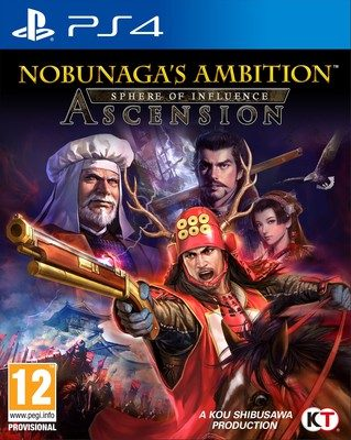 Nobunaga's Ambition Strategy Game Series Heads to Nintendo Switch
