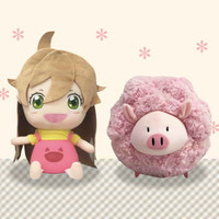 "Darling And Almost Life-Sized ""Sweetness And Lightning"" Prize-Plushes Hit Japanese Arcades"