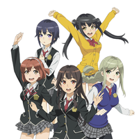 """Schoolgirl Strikers Animation Channel"" TV Anime Announced"