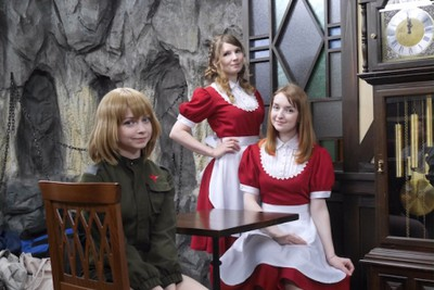 New ItaCafe Adds Russian Flavor to Maid Cafe Formula