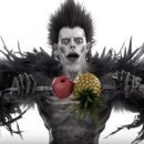 "VIDEO: ""Death Note"" Ryuk Dances ""Pen-Pineapple-Apple-Pen"""