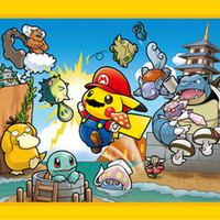 """""""Mario Pikachu"""" is the Cutest Crossover Ever"""