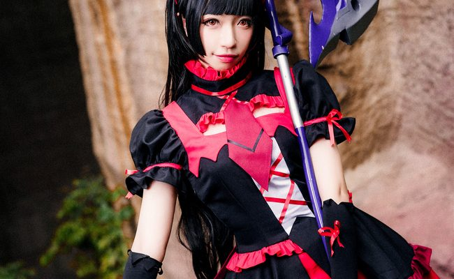 """Rory Mercury Cosplay """"The Epitome Of Gothic Lolita!"""""""