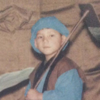 Childhood Photos of Hideaki Anno, Courtesy of His Wife Moyoco