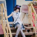 Casual Kuroneko Cosplay Absolutely Adorable