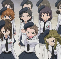 "Section23 Announced March Release Plans - Including ""Girls und Panzer"" Anzio OVA"