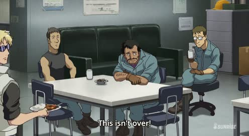 Kidou Senshi Gundam: The Origin Ep. 4 is now available in OS.