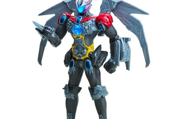 New Power Rangers Film Reveals Megazord Design, But in Toy Form