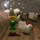 "Nintendo Celebrates Thanksgiving With An Impromptu ""Zelda"" Feast"