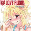 """Love Rush!"" Out In Latest ""Shonen Jump"" Shuffie"