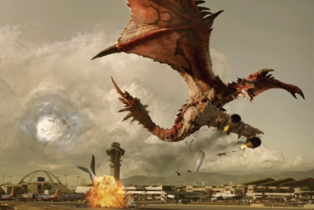 Resident Evil Films' Director Paul W.S. Anderson Drafts Monster Hunter Hollywood Film