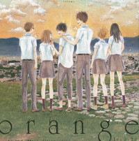 """Orange"" Manga Contends For Goodreads Best Graphic Novels & Comics of 2016 Award - Currently In Semifinals"