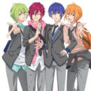 """New PV for TV Anime """"Marginal #4"""" Introduces Its Male Idol Groups, OP song"""