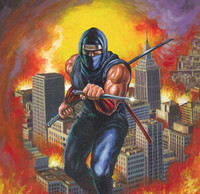 "Classic NES ""Ninja Gaiden"" Jams Come to Vinyl Courtesy of Brave Wave"