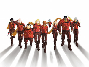 Cyborg 009 Call of Justice Casts 009's Former Voice Kazuhiko Inoue as Emperor