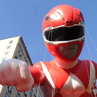 Red Ranger Balloon Returns to Macy's Thanksgiving Parade