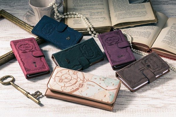 Proudly Bear Your Wings of Freedom with Attack on Titan Map Wallet, Character Smartphone Cases