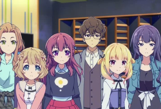 Girlish Number Ep. 5 is now available in OS.