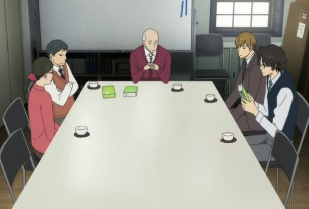 Fune wo Amu Ep. 5 is now available in OS.