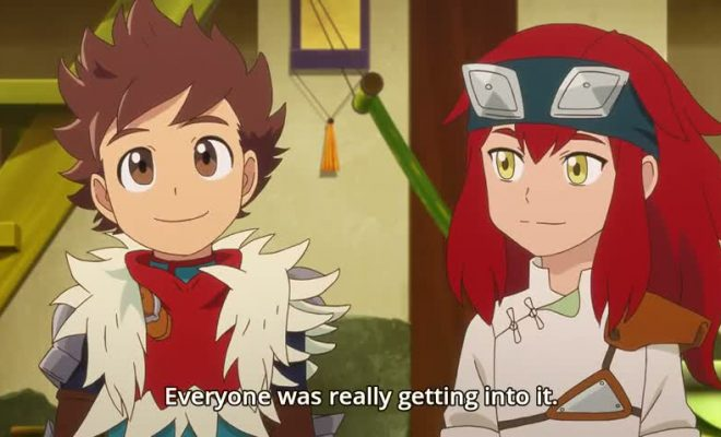 Monster Hunter Stories: Ride On Ep. 5 is now available in OS.