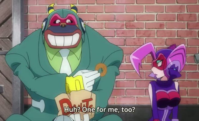 Time Bokan 24 Ep. 8 is now available in OS.