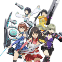 """Schoolgirl Strikers"" TV Anime Takes Aim at Tokyo MX in January"