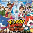 Disney XD TV Channel Lists 1st Yo-kai Watch Film on November 12-14