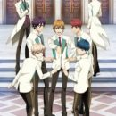 Starmyu Anime Project Gets Stage Musical Adaptation in Spring 2017