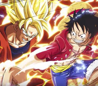 """One Piece"" and ""Dragon Ball Z"" Fighters Preview Cross-Versus Action"
