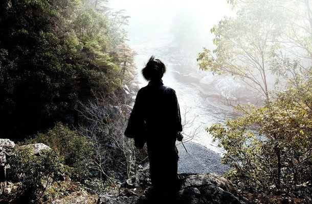 Live-Action Blade of the Immortal Film's Stills Show Filming of Climactic Battle