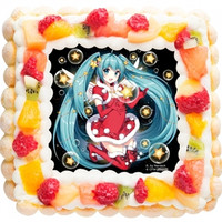 This Year's Official Hatsune Miku Christmas Cakes Now on Sale