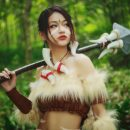 Adventurous Nidalee Cosplay Quite Wild