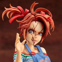 "Bishoujo ""Bride Of Chucky"" Figure Goes On Sale - Wanna Play?"