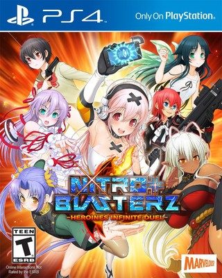 Nitroplus Blasterz Crossover Fighting Game Slated for December 8 on PC