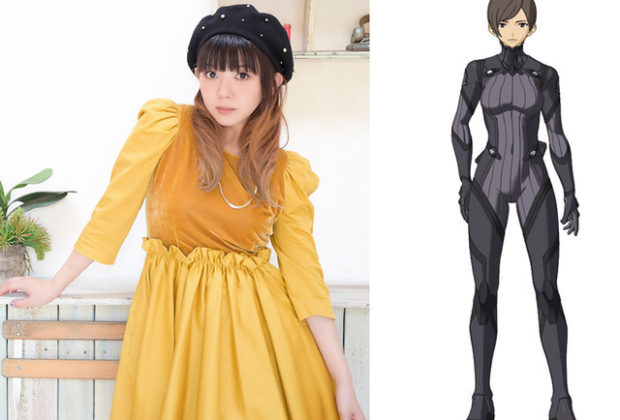 Cyborg 009 Call of Justice CG Films Casts Yui Makino