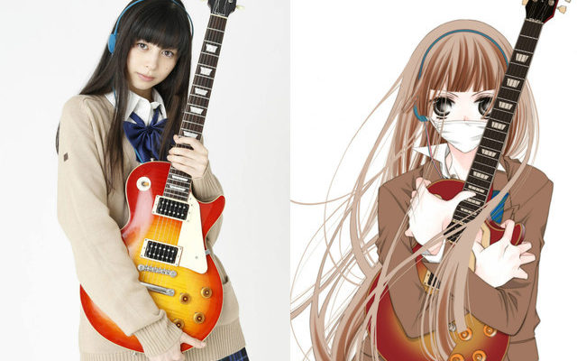 Live-Action Anonymous Noise Film Casts Ayami Nakajō as Nino