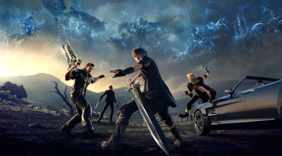 Square Enix, Machine Zone Make Final Fantasy XV MMO Game App