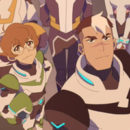 """Voltron: Legendary Defender"" Coming to Netflix in Japan"