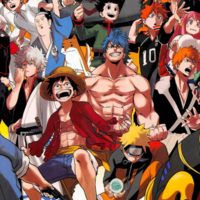 """Changing Face Of """"Shonen Jump"""" Visualized"""