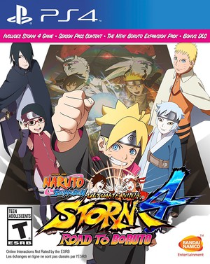 Naruto Shippūden: Ultimate Ninja Storm 4 Road to Boruto Also Gets Physical Release in N. America