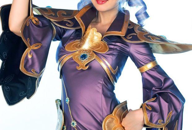 Sorceress Cosplay by Tasha Magical Indeed