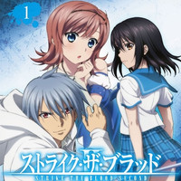 "OVA ""Strike the Blood II"" OP Movie, First Three-Minute of Its First Episode Posted"