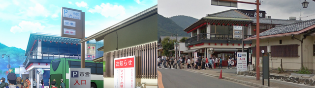 Keijo Real Life Areas Discovered