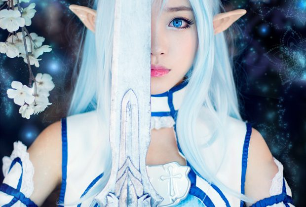 Undine Asuna Cosplay by Tomia
